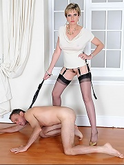 Dominated in nylons