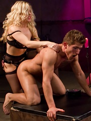 The most humiliating activity one can imagine, all for her pleasure.